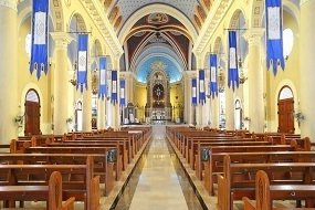 The Immaculate Conception Cathedral of Cubao