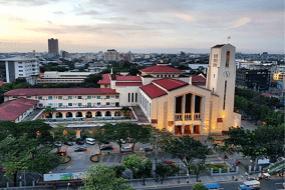 Santo Domingo Church in Quezon City